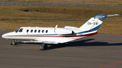 OH-SWI - Cessna 525A CitationJet 2 Plus - Scanwings