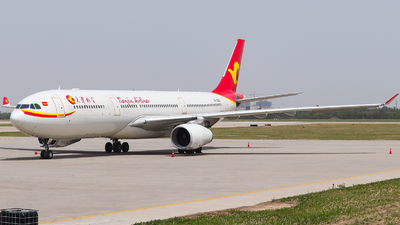 B-302D - Airbus A330-343 - Tianjin Airlines