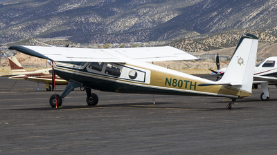 N80TH - Helio H-295-1200 Super Courier - Private