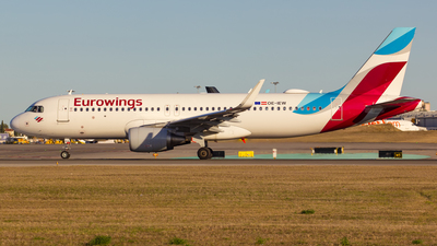 A picture of OEIEW - Airbus A320214 - Eurowings - © Marta Costa