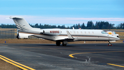 N188SG - Bombardier Learjet 45 - Private