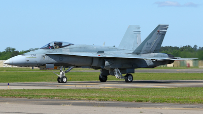188774 - McDonnell Douglas CF-188 Hornet - Canada - Royal Air Force