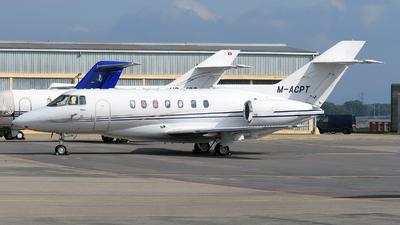 M-ACPT - British Aerospace BAe 125-1000B - Private