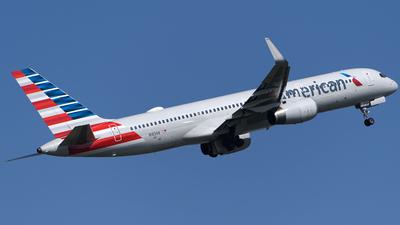 N183AN - Boeing 757-223 - American Airlines