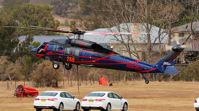 N563DJ - Sikorsky UH-60A Blackhawk - Timberline Helicopters