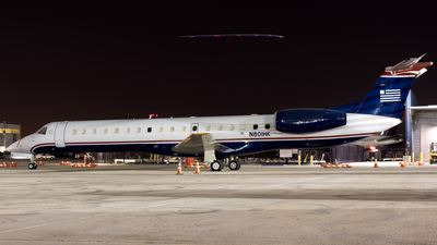N801HK - Embraer ERJ-145LR - Untitled