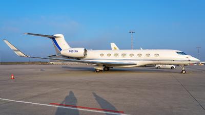 N651XA - Gulfstream G650ER - Private