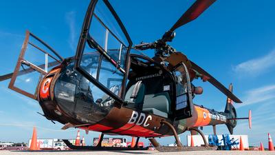 N341RD - Aérospatiale SA 341F Gazelle - Private