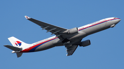 9M-MKE - Airbus A330-322 - Malaysia Airlines