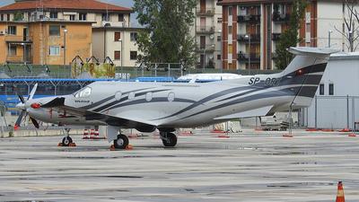SP-ORT - Pilatus PC-12/47E - Private