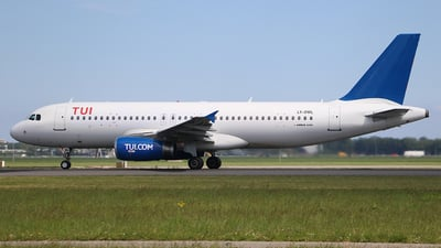 LY-OWL - Airbus A320-232 - TUI (GetJet Airlines)