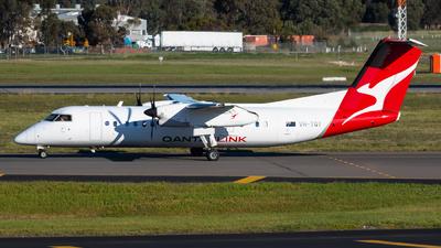 VH-TQY - Bombardier Dash 8-Q315 - QantasLink (Eastern Australia Airlines)