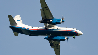 RF-56301 - Antonov An-26 - Russia - Ministry of Internal Affairs