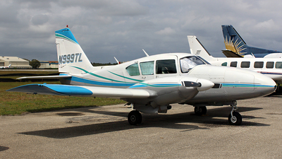 A picture of N999TL - Piper PA23250 Aztec - [274119] - © André Du-pont  (Mexico Air Spotters)