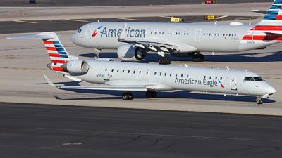 A picture of N904FJ - Mitsubishi CRJ900ER - American Airlines - © Sam Thomas