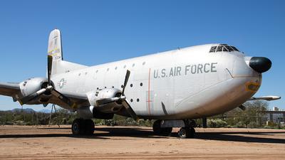 52-1004 - Douglas C-124C Globemaster II - United States - US Air Force (USAF)