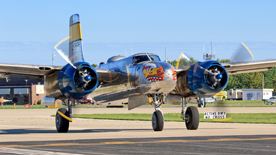 N99420 - Douglas A-26B Invader - Private
