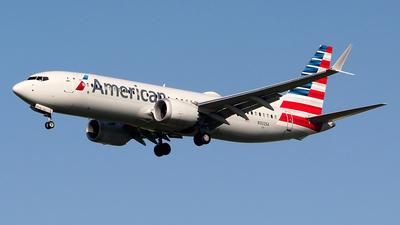 N302SA - Boeing 737-8 MAX - American Airlines
