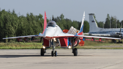 RF-91928 - Mikoyan-Gurevich MiG-29S Fulcrum C - Russia - Air Force