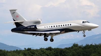 T7-ZOR - Dassault Falcon 900EX - Private