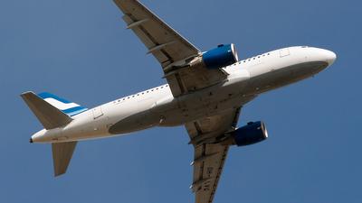 OH-LVC - Airbus A319-112 - Finnair