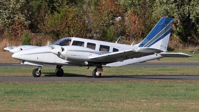 N36485 - Piper PA-34-200T Seneca II - Private