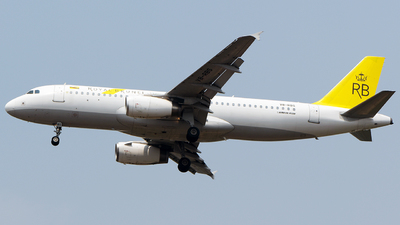 V8-RBS - Airbus A320-232 - Royal Brunei Airlines