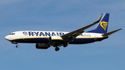 A picture of EIENV - Boeing 7378AS - Ryanair - © Rafael Alvarez Cacho