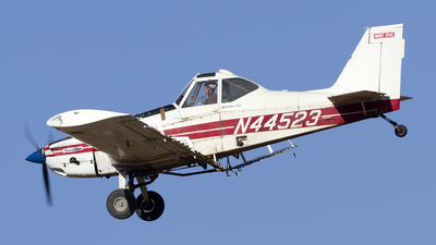 N44523 - Piper PA-36-285 Pawnee Brave - Private