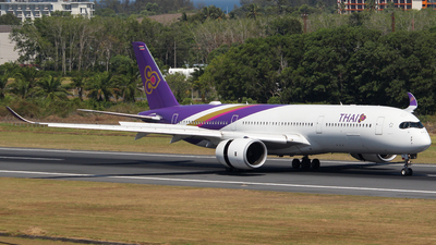 HS-THF - Airbus A350-941 - Thai Airways International