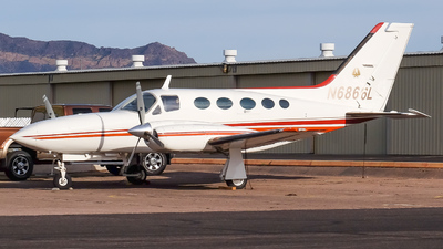 N6866L - Cessna 421C Golden Eagle - Private