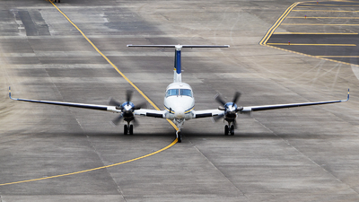 VT-EHB - Beechcraft 200 Super King Air - Private