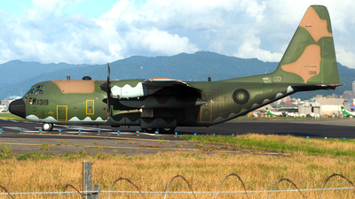 1319 - Lockheed C-130H Hercules - Taiwan - Air Force