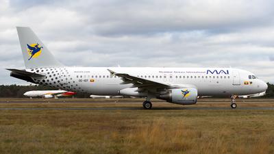 OE-IEF - Airbus A320-214 - Myanmar Airways International (MAI)