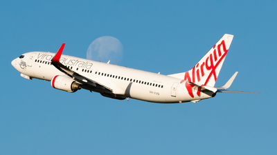 A picture of VHVUG - Boeing 7378FE - Virgin Australia - © Ben Long