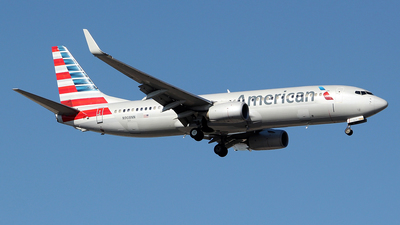 A picture of N908NN - Boeing 737823 - American Airlines - © toyo_69pr