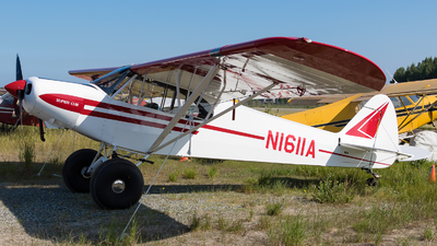 N1611A - Piper PA-18 Super Cub - Private