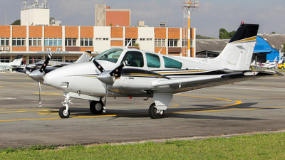PT-KGJ - Beechcraft 95-B55 Baron - Private
