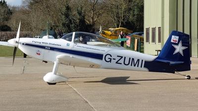 A picture of GZUMI - Van's RV8 - [PFA 30313527] - © Glyn Charles Jones
