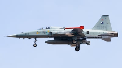 10-564 - Northrop KF-5E Tiger II - South Korea - Air Force