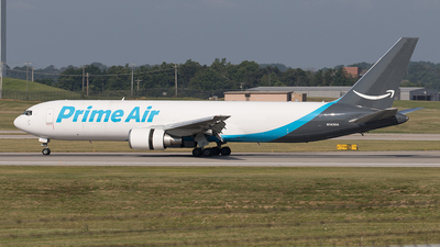 N1439A - Boeing 767-33A(ER)(BDSF) - Amazon Prime Air (Atlas Air)