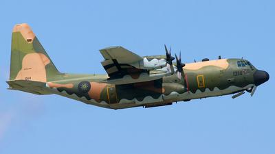 1314 - Lockheed C-130H Hercules - Taiwan - Air Force