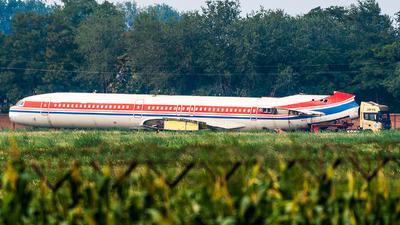 B-4050 - Tupolev Tu-154M - China - Air Force