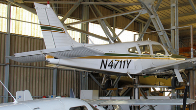 A picture of N4711Y - Piper PA28R200 - [28R7335424] - © C. v. Grinsven