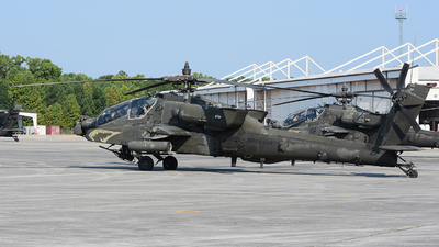 08-05549 - Boeing AH-64D Apache - United States - US Army