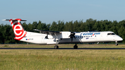 SP-EQI - Bombardier Dash 8-Q402 - LOT Polish Airlines