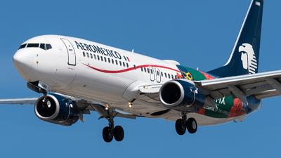 XA-AMM - Boeing 737-852 - Aeroméxico