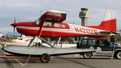 A picture of N42026 - Cessna 180J Skywagon - [18052302] - © Jeroen Stroes