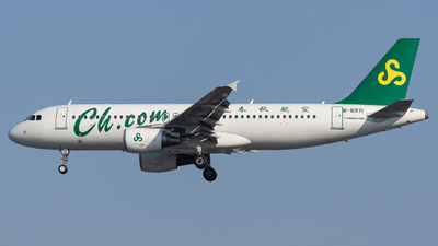 B-6971 - Airbus A320-214 - Spring Airlines