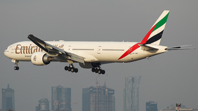 A6-ENC - Boeing 777-31HER - Emirates